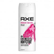 8997  дезодорант аэрозоль AXE ANARCHY FOR HER акс анархия для нее 150 мл