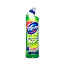 4564 средство чистящее для унитаза  Domestos/Доместос Активный Щит Свежесть Лайма 750 мл
