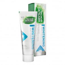 2280  зубная паста Лесной Бальзам с гидроксиапатитом Натуральное отбеливание 75 мл