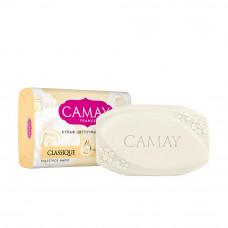 /НДМ/5972  мыло CAMAY/камэй Классик твердое с ароматом белой розы 85 гр