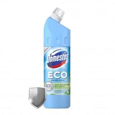 /НДМ/9980 универсальный чистящий гель  Domestos ЕСО/доместос эко с натуральными компонентами Мята, Ирис и Пачули 750 мл