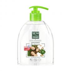 9307 жидкое мыло  Чистая Линия Для всей семьи Березовое 520 мл/unilever/