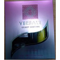 """Подарочный набор """"Versale Bright Cristine"""" для женщин (туалетная вода 100мл и дезодорант аэрозольный 75мл) /Абар"""