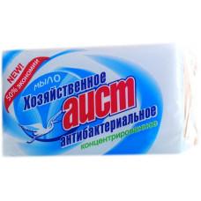 10015 Мыло хозяйственное твёрдое «Аист»- Антибактериальное»  200г