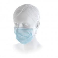 Медицинская маска Surgimask нестерильная под товарным знаком matopat 3-слойная