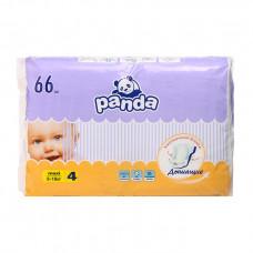 Подгузники для детей Panda, (Панда) размер Maxi  66 шт
