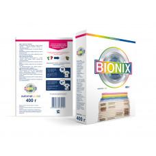 """0085 Средство моющее синтетическое порошкообразное, стиральный порошок  """"Bionix"""" (Бионикс) автомат для цветного, 400 гр."""