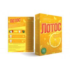 """0060 Средство моющее синтетическое порошкообразное, стиральный порошок  """"ЛОТОС PRO"""" ручная стирка, Лимон, 450 гр."""