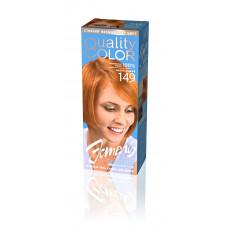 """Гель-краска для волос """"Эстель"""", стойкая, 149 медно-рыжий /Эстель /Юникосметик"""