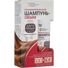 Витаминизированный шампунь-объем для всех типов волос серии Здоровые волосы, 150мл/ Фитокосметик