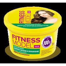 Маска для волос «FITNESS MODEL»/фитнес модель/ двойное питание и увлажнение 250мл/ Фитокосметик