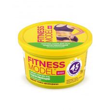 Лифтинг-скраб для тела серии «FITNESS MODEL»/фитнес модель/ подтягивающий, охлаждающий 250мл/Фитокосметик