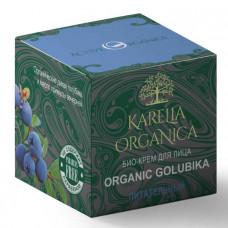 420107 Крем для лица «Organic Golubika»  питательный .50мл