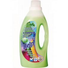 Специальное средство для стирки Шерсти и Деликатных тканей «HELP» (Хелп)  1 литр/Альфатехформ