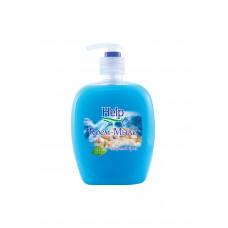"""Крем-мыло жидкое """"Help"""" (Хелп) морской бриз 300 миллилитров дозатор/Альфатехформ"""