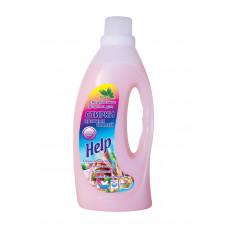 Специальное средство для стирки Цветных тканей «HELP»  (Хелп) 1 литр/Альфатехформ