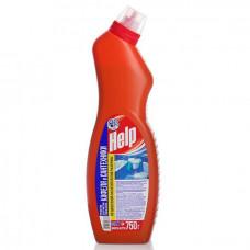 """Чистящее средство """"Help"""" (Хелп) для кафеля и  сантехники с щавелевой  кислотой 750мл/Альфатехформ"""