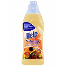 """Кондиционе-ополаскиватель для белья. """"Help"""" (Хелп) Золотая Осень 750мл/Альфатехформ"""