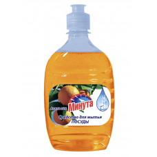 """Моющее средство для посуды """"Минута""""апельсин 500мл/Альфатехформ"""