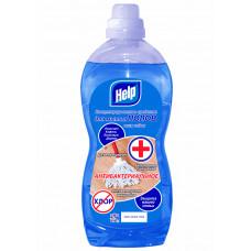 Концентрированное средство для мытья полов «Help» (Хелп) Антибактериальное 1литр/ Альфатехформ