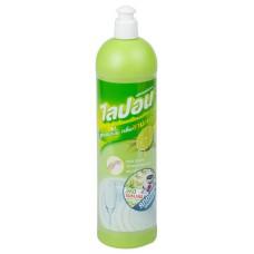 "Средство для мытья посуды LION (Лион) ""Lipon"" 500мл (пуш-пул) Лимонный чай"