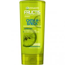 """Garnier Fructis Бальзам для волос """"Фруктис, Сила и блеск"""" с экстрактом грейпфрута и витаминами, для нормальных волос, 200 мл"""