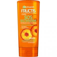 """5699 Garnier Fructis Восстанавливающий Бальзам для волос """"Фруктис, SOS Восстановление"""" для секущихся и очень поврежденных волос, 200 мл"""