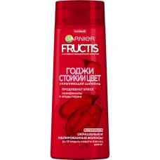 """Garnier Fructis Шампунь для волос """"Фруктис, Годжи Стойкий цвет"""", укрепляющий, для окрашенных или мелированных волос, 250 мл"""