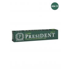 "Зубная паста ""Президент"" классик ( PRESIDENT Classic)  75мл."