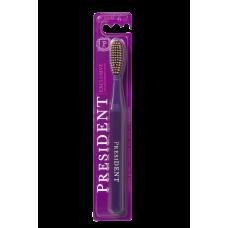 Зубная щетка  PRESIDENT Exclusive 6 мил / Зубная щетка ПРЕЗИДЕНТ ЭКСКЛЮЗИВ
