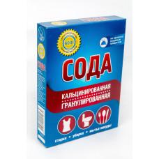 Сода кальцинированная 600г 22шт