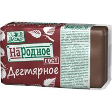 """6119 Мыло""""Дегтярное""""140г"""