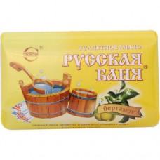 "1311155 Мыло""Русская баня""бергамот 100г Свобода"