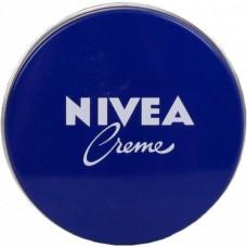 80101 Увлажняющий универсальный крем Nivea Crème (Нивея) для лица, рук и тела с пантенолом, 30 мл