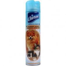 """0014 Освежитель воздуха """"Chirton"""" (Чиртон) от запахов животных 300мл."""