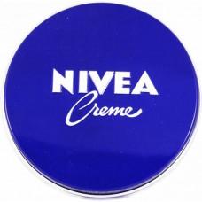 80104 Увлажняющий универсальный крем Nivea Crème (Нивея крем) для лица, рук и тела с пантенолом, 150 мл