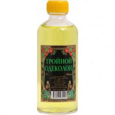 "Одеколон ""Тройной"" 100мл. /Абар/"