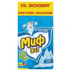 Стиральный порошок Миф Автомат Морозная свежесть 6 кг.