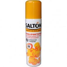 Пена-очиститель SALTON (салтон) для изделий из гладкой кожи, замши, нубука и текстиля 150 мл