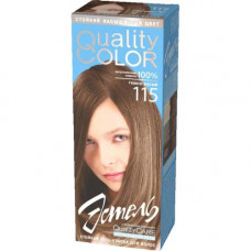 """Гель-краска для волос """"Эстель"""", стойкая, 115 темно-русая /Эстель /Юникосметик"""