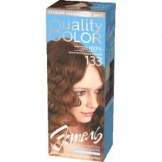 """Гель-краска для волос """"Эстель"""", стойкая, 133 золотисто-коричневый /Эстель /Юникосметик"""