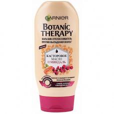 """Garnier Botanic Therapy (Гарньер Ботаник терапи) Бальзам-ополаскиватель """"Касторовое масло и миндаль"""" для ослабленных волос, склонных к выпаданию 200 мл"""