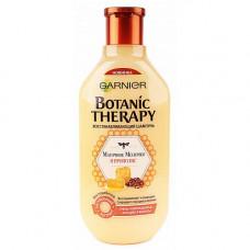 """Garnier Botanic Therapy (Гарньер Ботаник терапи) Восстанавливающий Шампунь """"Прополис и маточное молоко"""" для очень поврежденных и секущихся волос, 250 мл"""