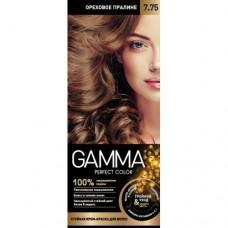 """1836009 """"GAMMA Perfect color"""" (Гамма) 7.75 ореховое пралине Свобода"""