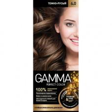 "1836018 ""GAMMA Perfect color"" (Гамма) 6.0 темно-русый Свобода"